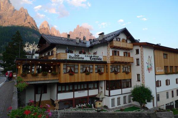 Foto estiva di presentazione Hotel Centrale