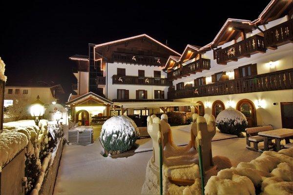 Foto invernale di presentazione Hotel Ai Tre Ponti