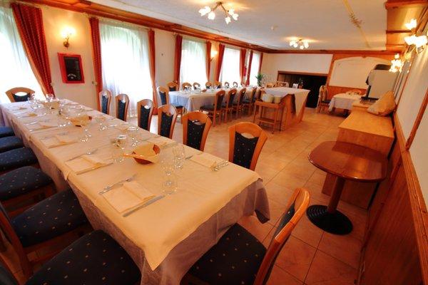 Il ristorante Tonadico (Primiero) Ai Tre Ponti