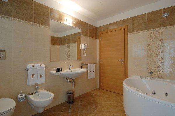 Photo of the bathroom B&B (Garni)-Hotel Vittoria