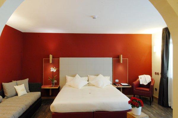Foto della camera Garni-Hotel Vittoria