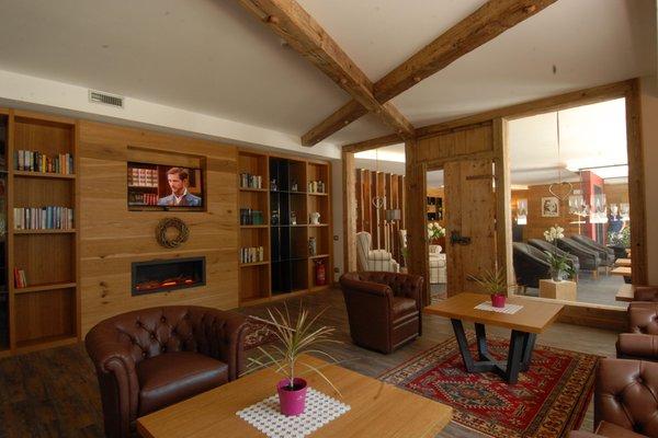 The common areas B&B (Garni)-Hotel Vittoria