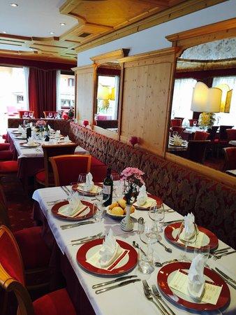 Il ristorante Transacqua (Primiero) Isolabella Wellness Art & Music