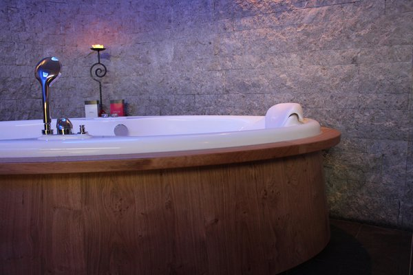 Photo of the wellness area Hotel + Residence Castel Pietra
