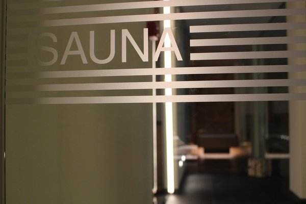 Photo of the sauna Transacqua