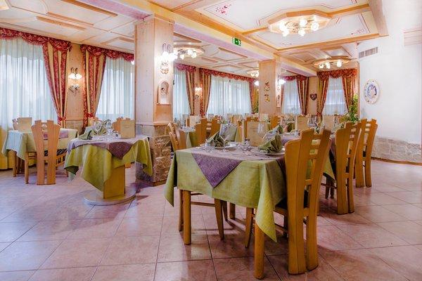 Il ristorante Transacqua (Primiero) Eden