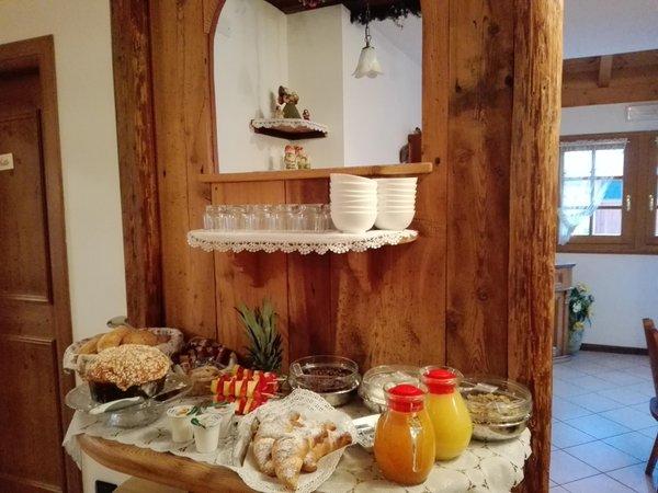 The breakfast Guest house Villa Sole
