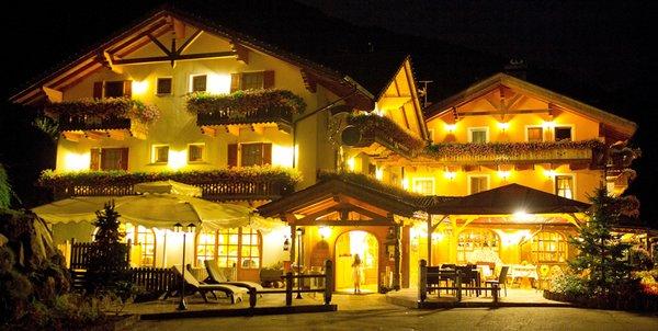 Photo exteriors in winter El Mondin