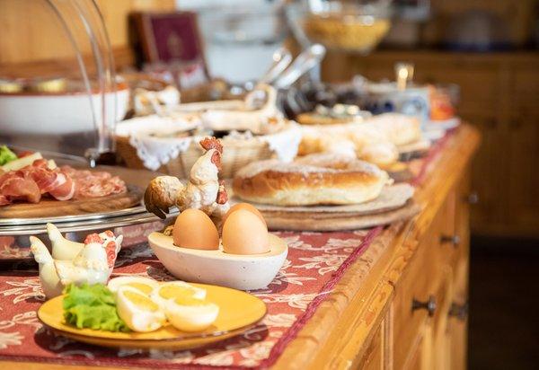The breakfast Hotel Siror