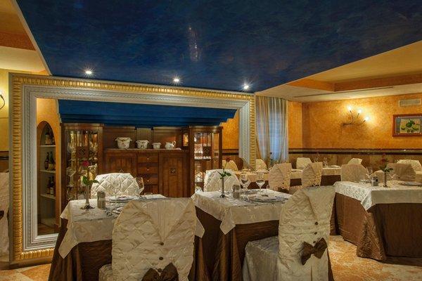 The restaurant Fiera di Primiero Luis