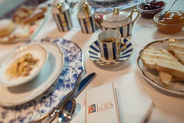 The breakfast Hotel Luis