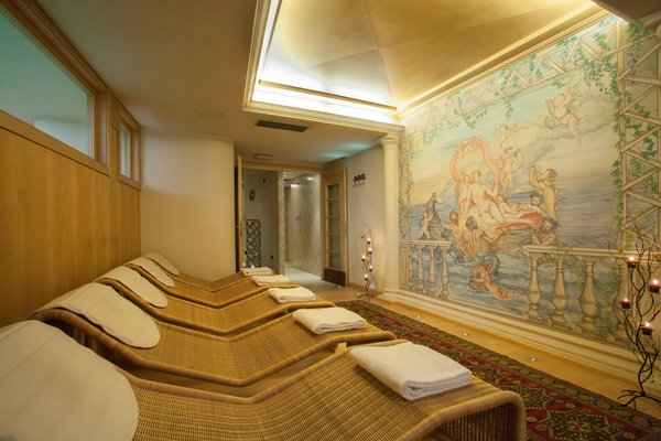 Photo of the wellness area Hotel Luis