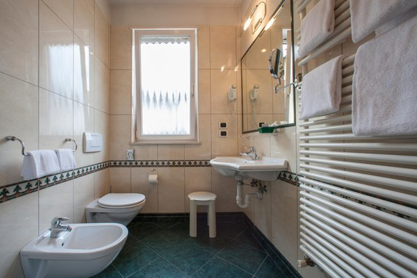 Photo of the bathroom Hotel Luis