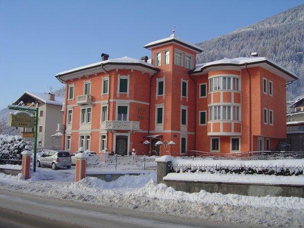 Winter presentation photo Hotel Luis