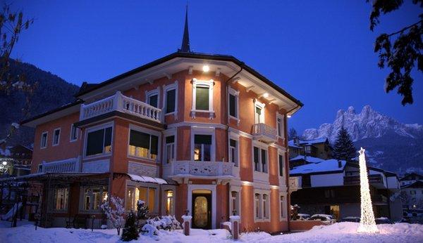 Photo exteriors in winter Luis