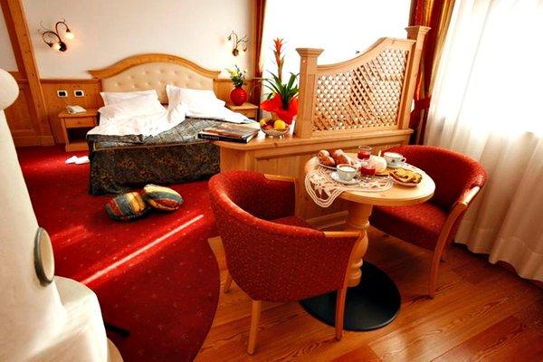 Foto della camera Hotel Mirabello