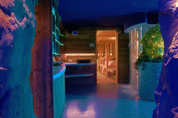 Photo of the wellness area Hotel Mirabello