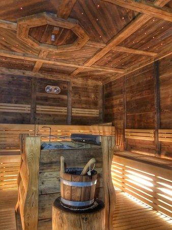 Foto della sauna Fiera di Primiero