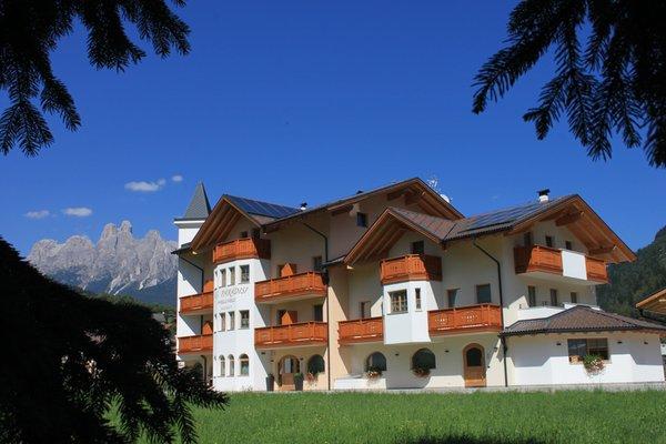 Foto estiva di presentazione Paradisi - Garni-Hotel 4 stelle sup.