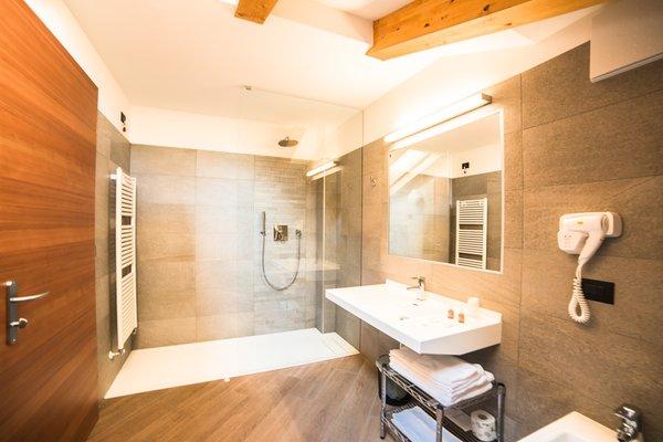 Foto del bagno Garni-Hotel Paradisi