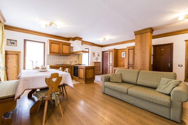 The living area Hotel + Residence Al Bivio