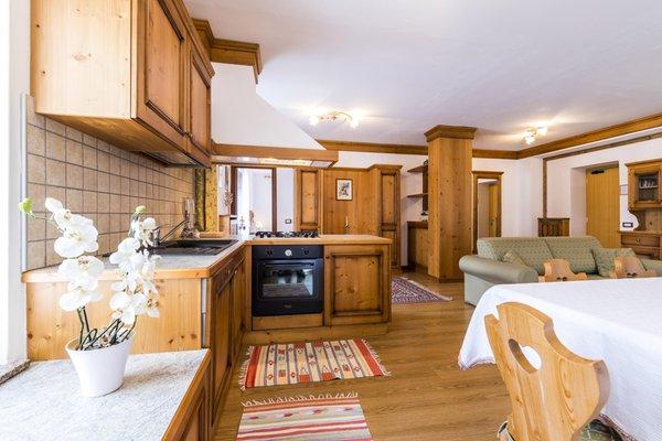 Photo of the kitchen Al Bivio
