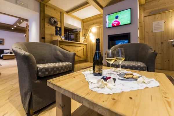 The common areas Hotel + Residence Al Bivio