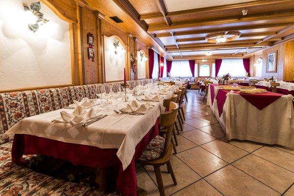 The restaurant Imèr (Primiero) Al Bivio
