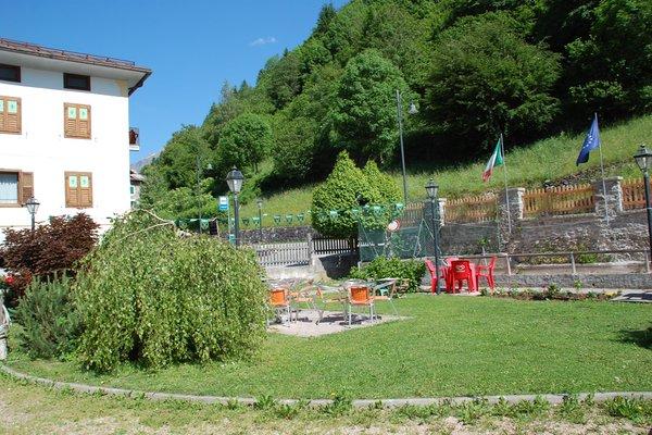 Foto vom Garten Canal San Bovo (Vanoi-Tal)