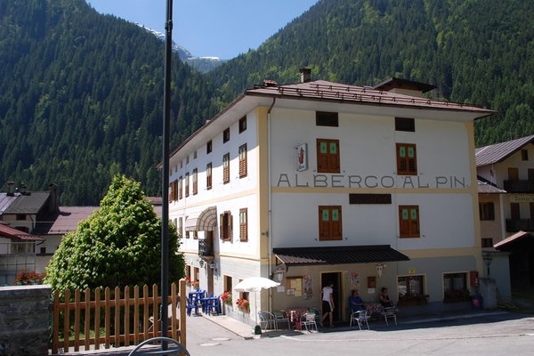 Sommer Präsentationsbild Hotel Al Pin