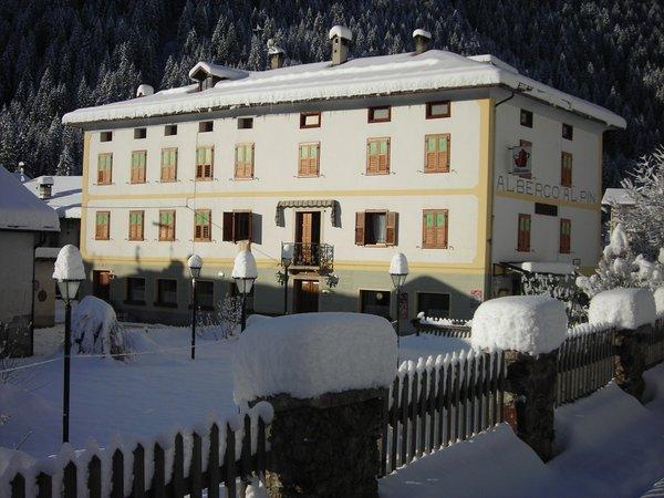 Winter Präsentationsbild Hotel Al Pin
