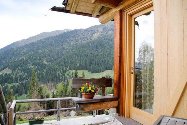 Foto del balcone Chalet nel Doch Mountain Resort