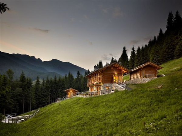 Foto estiva di presentazione Chalet nel Doch Mountain Resort