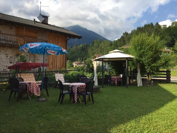 Foto del giardino Canal San Bovo (Valle del Vanoi)