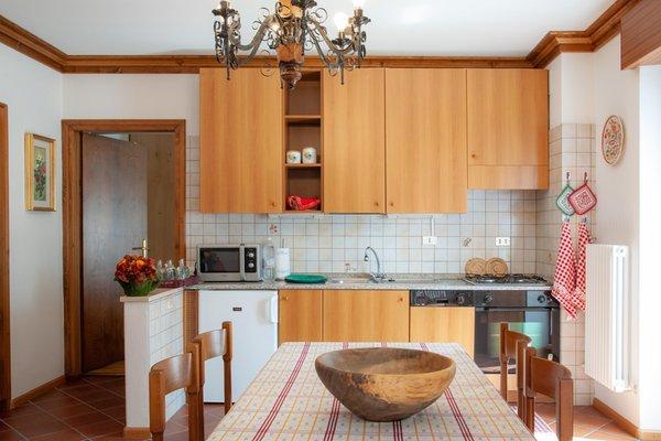 Foto della cucina Casa Bel Sito