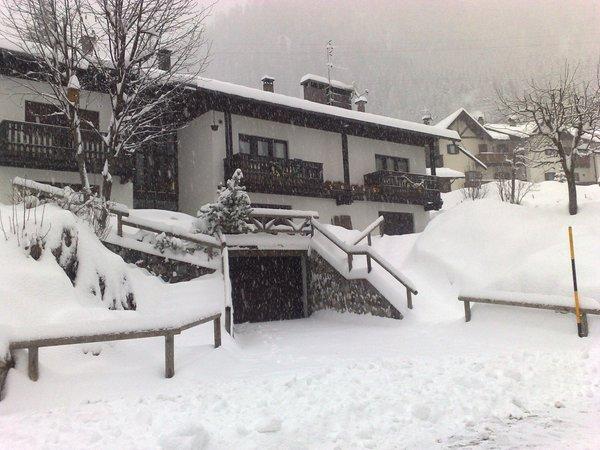Foto invernale di presentazione Bonelli Mariuccia - Appartamento