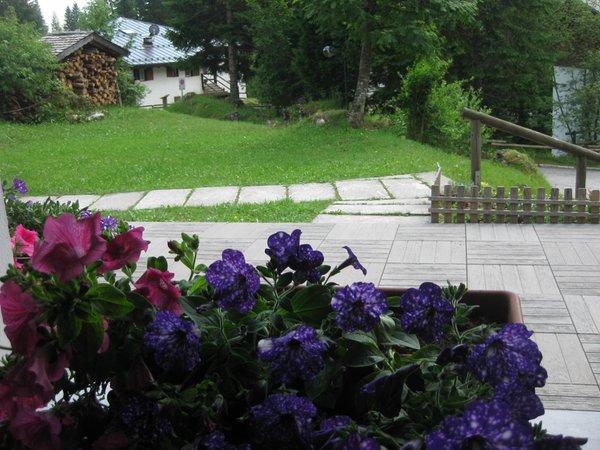 Foto del giardino San Martino di Castrozza
