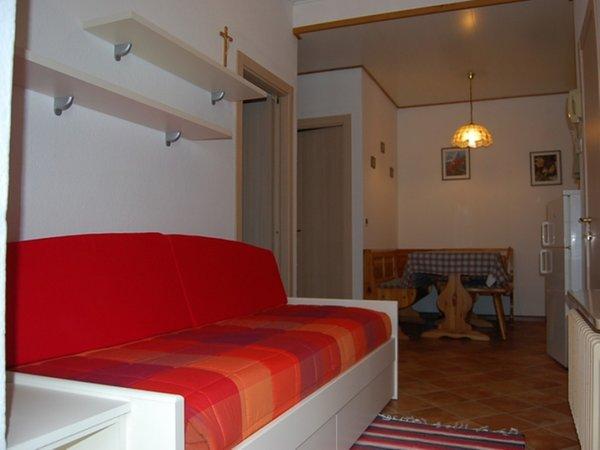 The living area Apartment Tavernaro Paola