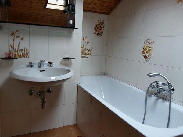 Foto del bagno Appartamento Casa Scalet
