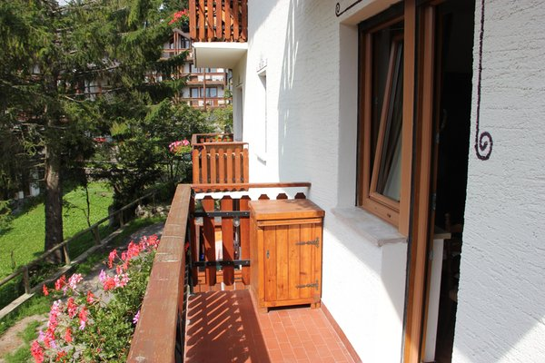 Photo of the balcony Casa da Elda