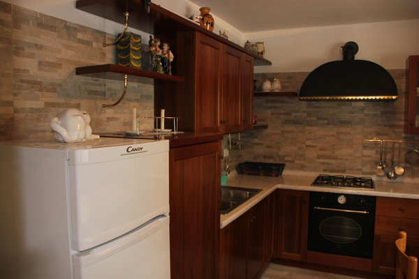 Photo of the kitchen Casa da Elda