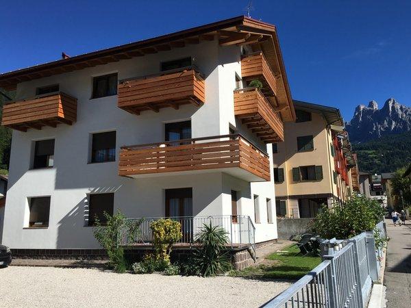 Foto estiva di presentazione Gubert 18 - Appartamenti 3 genziane