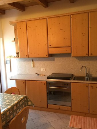 The living area Apartments Famiglia Gubert 37