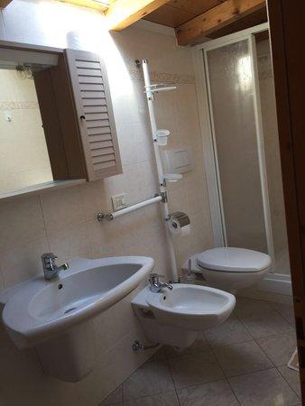 Foto del bagno Appartamenti Famiglia Gubert 37