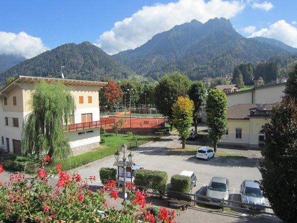 The car park Apartment Casa Caterina