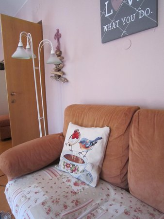 The living area Apartment Casa Caterina