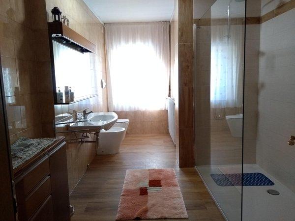 Photo of the bathroom Apartment Casa Caterina