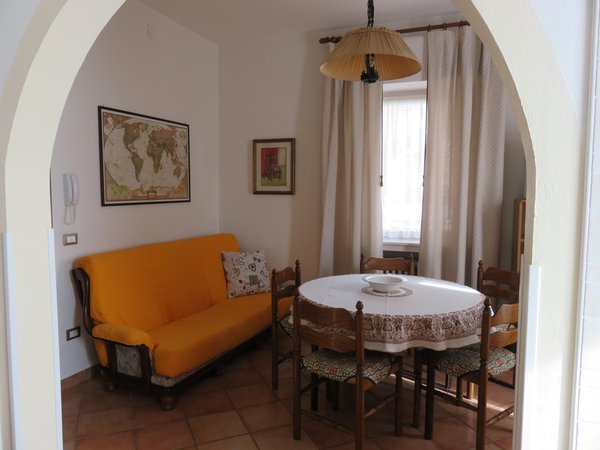 La zona giorno Marcon Valeria - Appartamenti 2 genziane