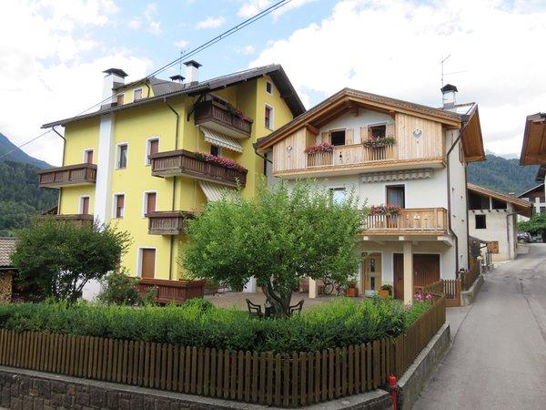 Foto estiva di presentazione Marcon Valeria - Appartamenti 2 genziane