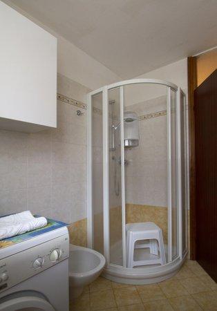 Foto del bagno Appartamento Faoro Elisa